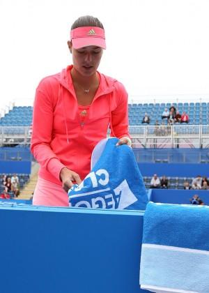 Ana Ivanovic: Aegon Classic 2015 -03