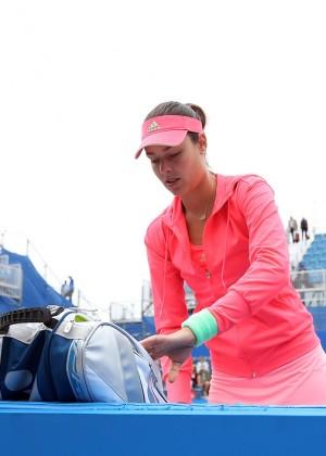 Ana Ivanovic: Aegon Classic 2015 -04