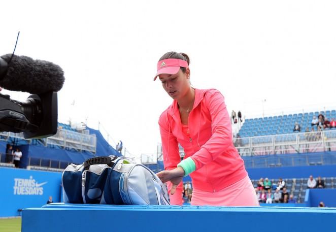 Ana Ivanovic 2015 : Ana Ivanovic: Aegon Classic 2015 -04