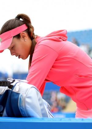 Ana Ivanovic: Aegon Classic 2015 -08