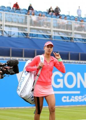 Ana Ivanovic: Aegon Classic 2015 -09