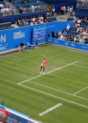 Ana Ivanovic: Aegon Classic 2015 -14