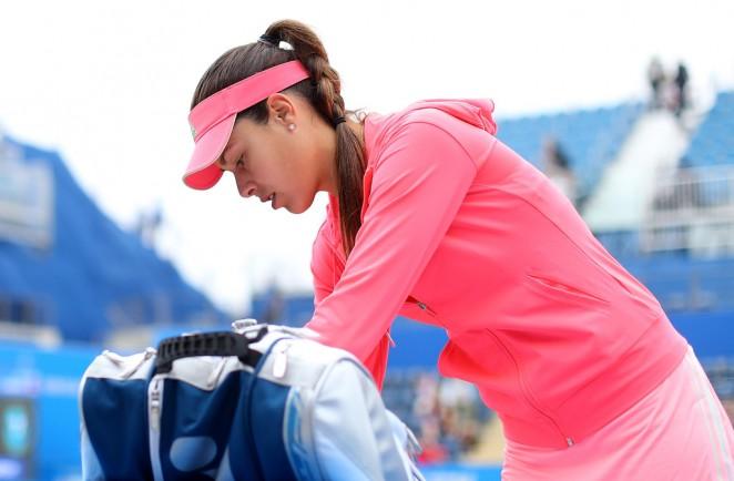 Ana Ivanovic: Aegon Classic 2015 -18