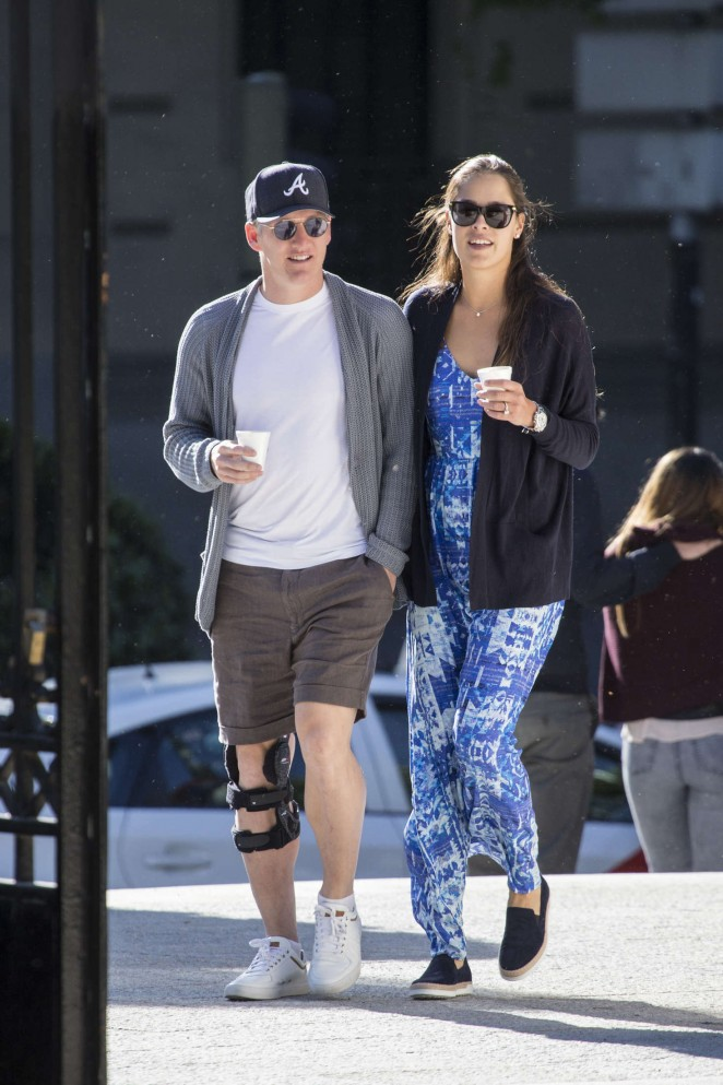 Ana Ivanovic and Bastian Schweinsteiger out in Madrid