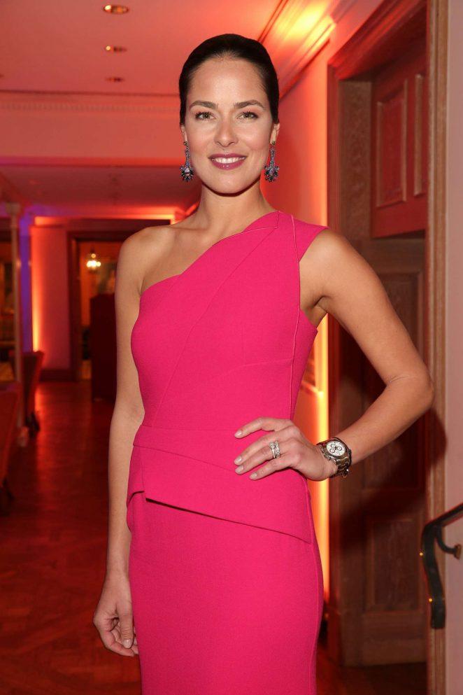 Ana Ivanovic - Gala Spa Awards 2017 in Baden-Baden