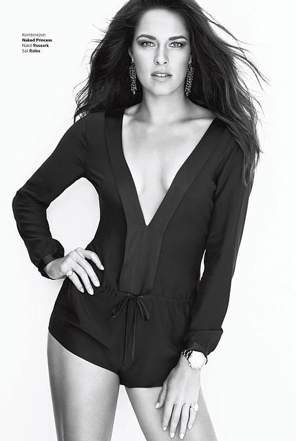 Ana Ivanovic - Harper's Bazaar Serbia Magazine (May 2015)