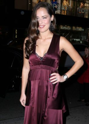 Ana Ivanovic - Intimissimi Flagship Boutique Opening in New York
