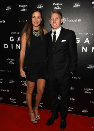 Ana Ivanovic - Manchester United for UNICEF Gala Dinner in Manchester