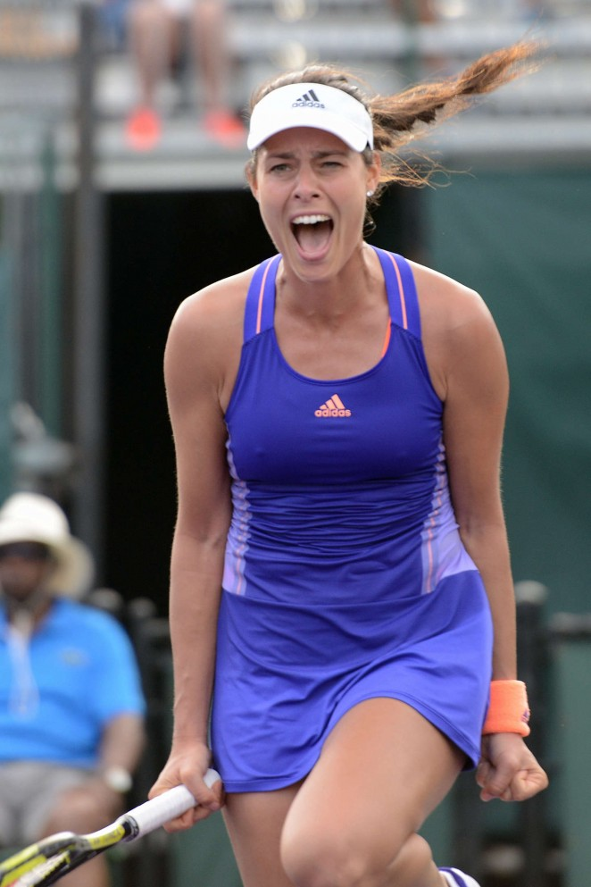Ana Ivanovic - Miami Open 2015 in Key Biscayne