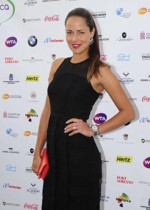 Ana Ivanovic - Opening Party during the Mallorca Open Tennis in Palma de Mallorca