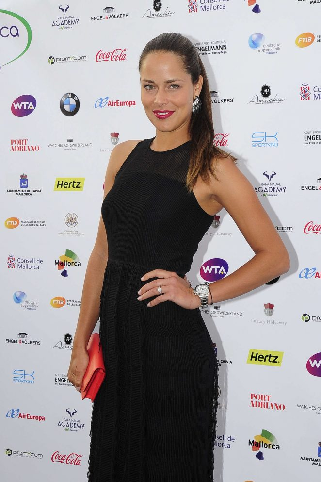 Ana Ivanovic - Opening Party during the Mallorca Open Tennis in Palma de Mallorca