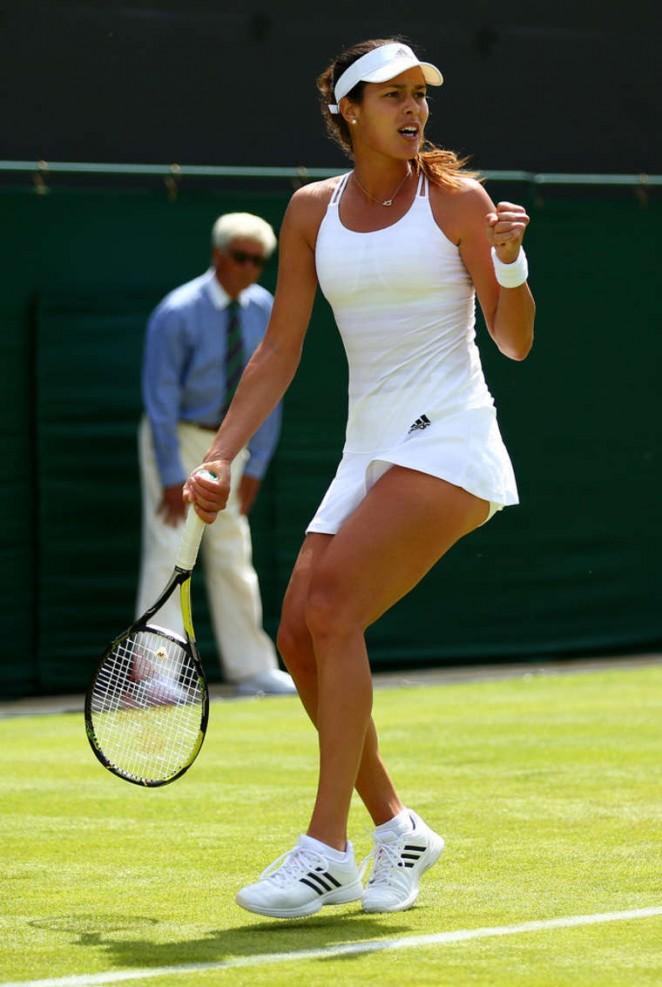 Ana Ivanovic - Wimbledon Tennis Championships 2015 in London