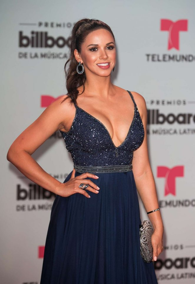 Ana Jurka - 2017 Billboard Latin Music Awards in Miami