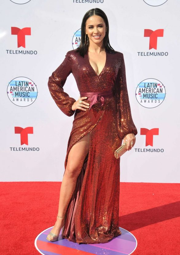 Ana Jurka - 2019 Latin American Music Awards in Hollywood