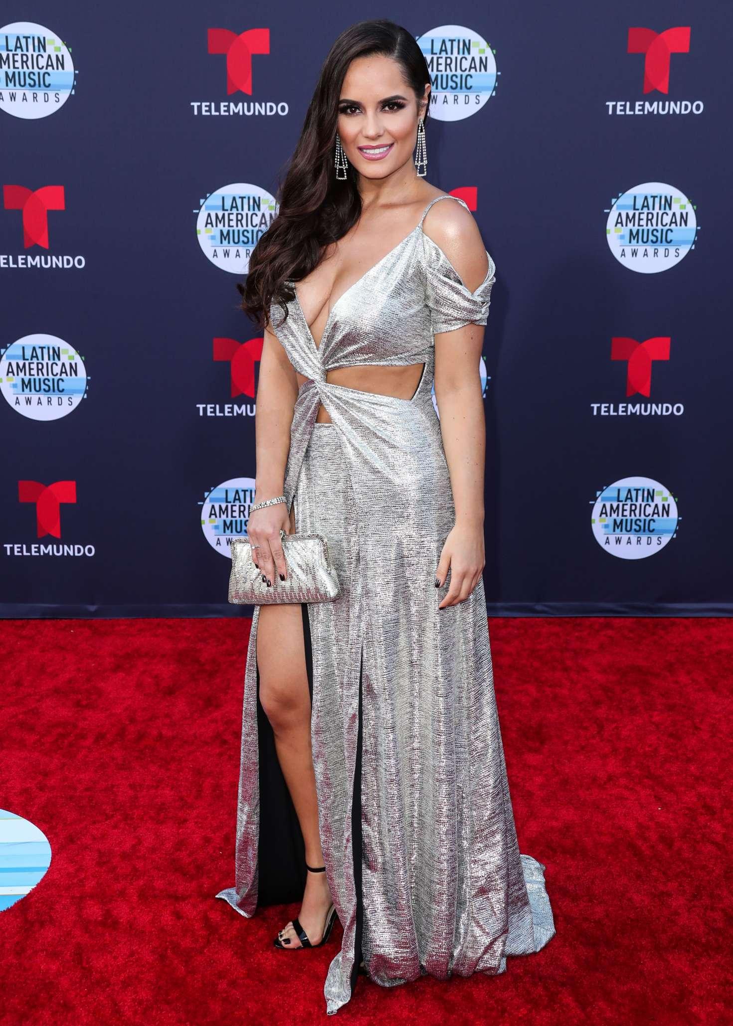 Ana Lucia Dominguez 2018 : Ana Lucia Dominguez: 2018 Latin American Music Awards -06