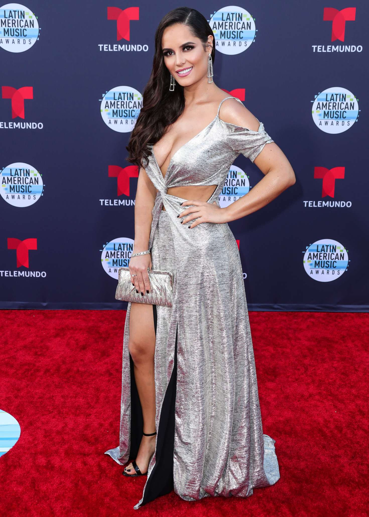 Ana Lucia Dominguez 2018 : Ana Lucia Dominguez: 2018 Latin American Music Awards -09