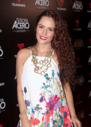 Ana Lucia Dominguez - 'Senora Acero La Coyote' Premiere in Florida