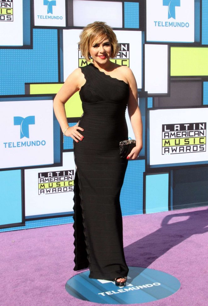 Ana Maria Canseco - Latin American Music Awards 2016 in Los Angeles
