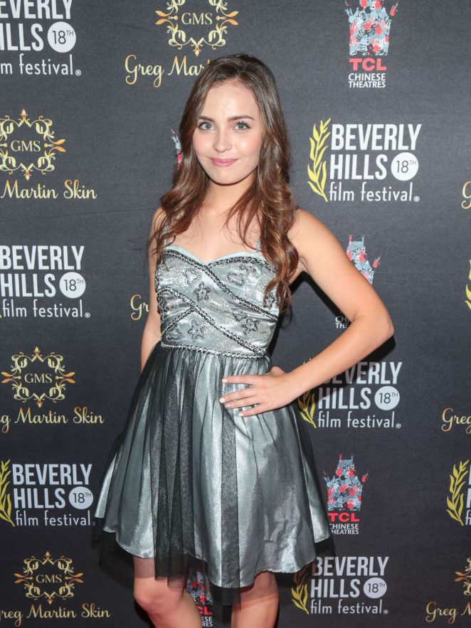 Ana Markova - 2018 International Beverly Hills Film Festival Opening Night Gala