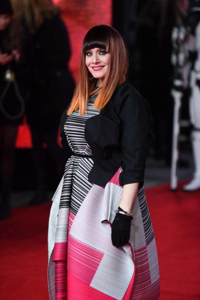 Ana Matronic - 'Star Wars: The Last Jedi' Premiere in London