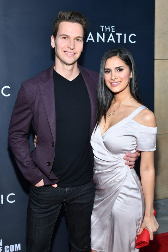 Ana McGrath - 'The Fanatic' premiere at the Egyptian Theatre in Hollywood