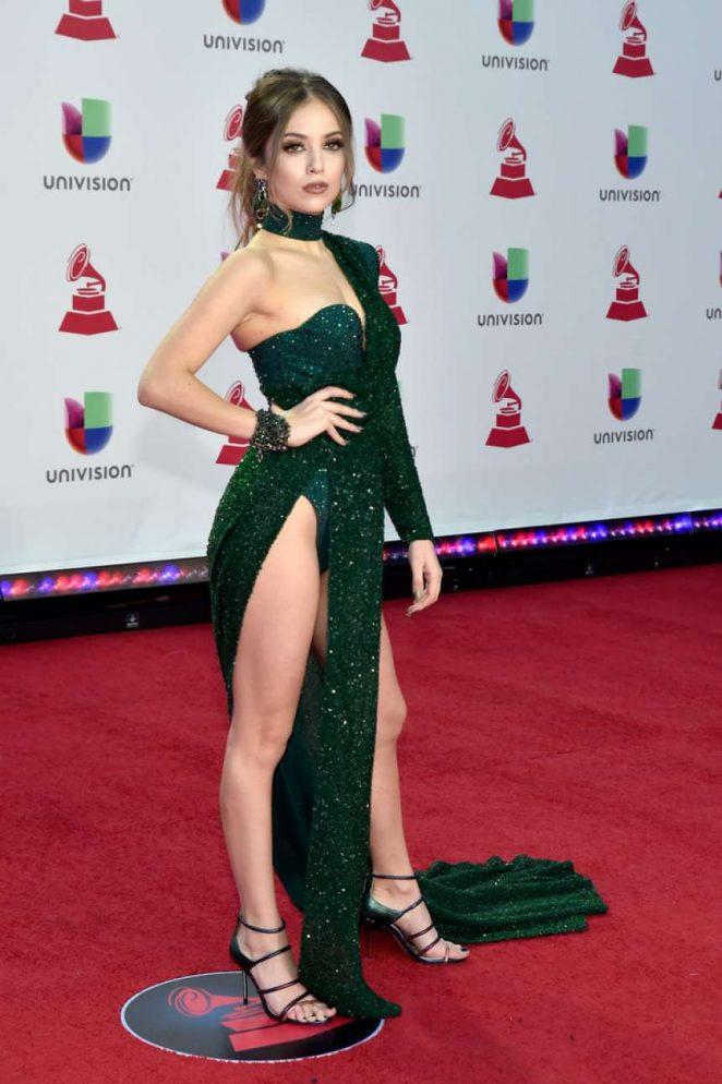 Ana Mena - 2018 Latin GRAMMY Awards in Las Vegas