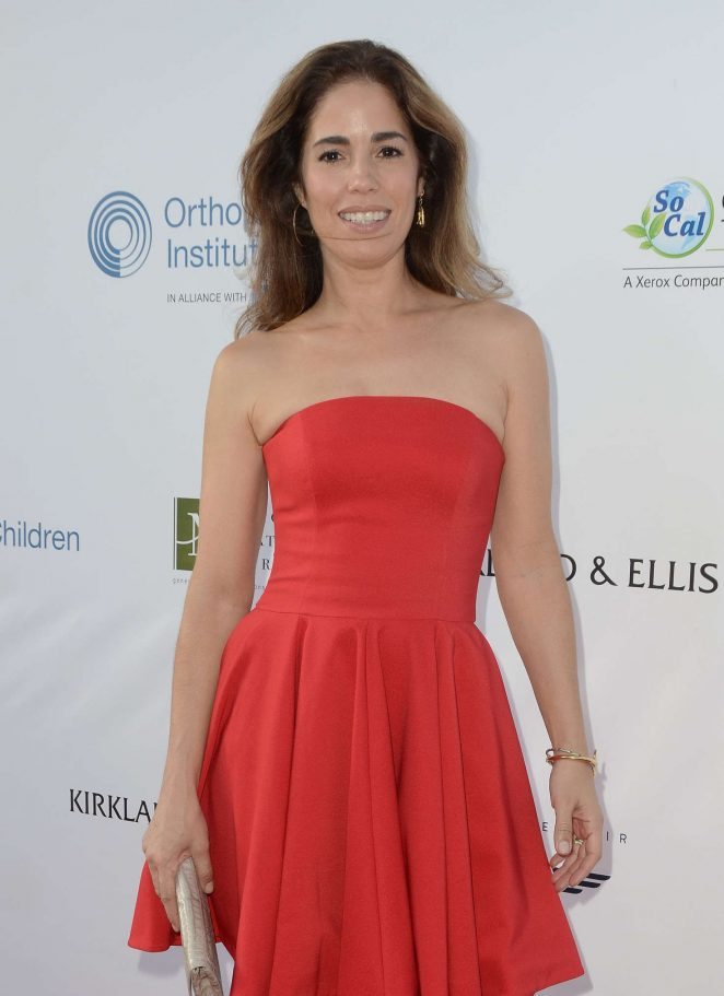 Ana Ortiz - 2016 Stand For Kids Annual Gala in Los Angeles