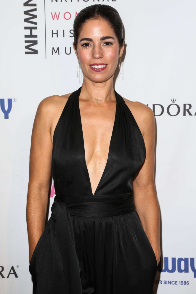 Ana Ortiz - 5th Annual Women Making History Brunch in Beverly Hills