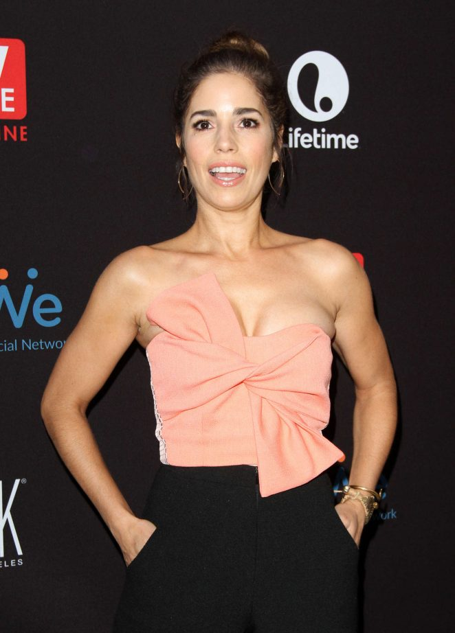 Ana Ortiz - 'Devious Maids' Season 4 Premiere in Los Angeles
