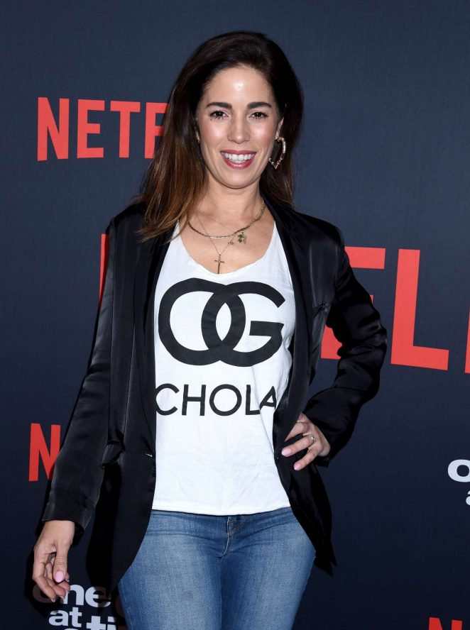 Ana Ortiz - 'One Day at a Time' TV Show Season 2 Premiere in LA