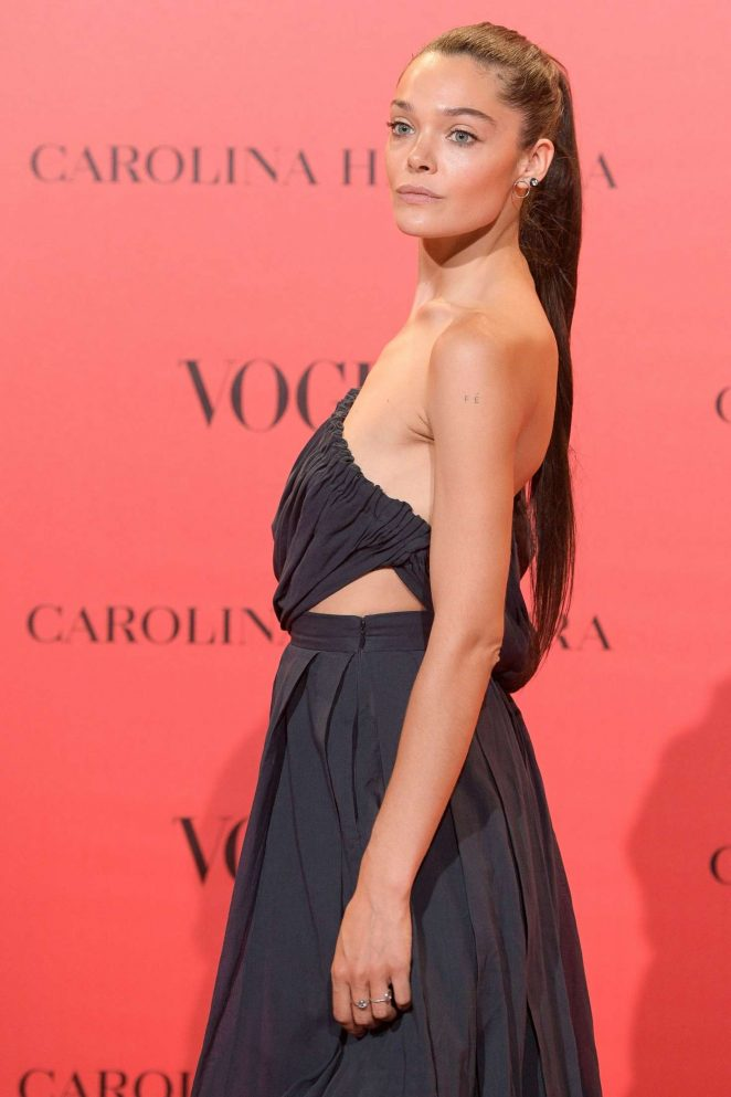 Ana Rujas - VOGUE Spain 30th Anniversary Party in Madrid