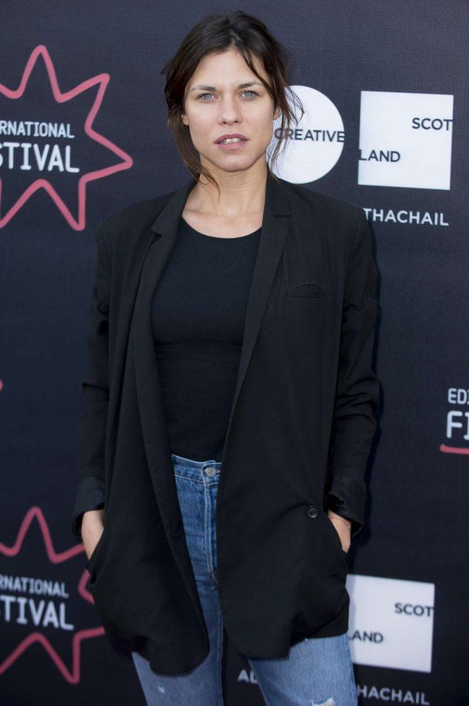 Ana Ularu - 'Juror' Photocall at Edinburgh International Film Festival in Edinburgh