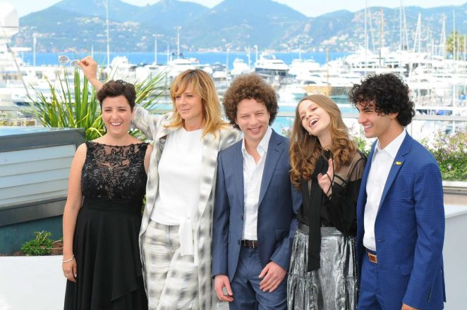 Ana Valeria Becerril: Aprils Daughter Photocall at 70th Cannes Film Festival -02