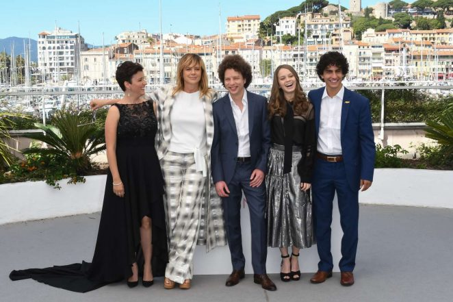 Ana Valeria Becerril 2017 : Ana Valeria Becerril: Aprils Daughter Photocall at 70th Cannes Film Festival -06
