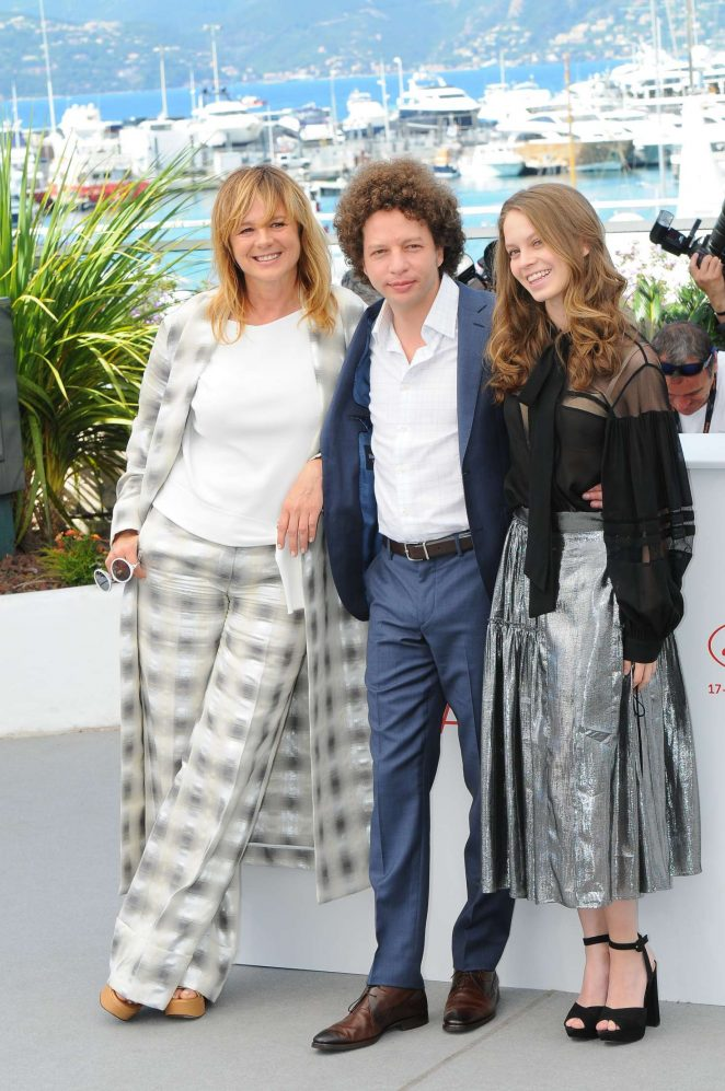 Ana Valeria Becerril: Aprils Daughter Photocall at 70th Cannes Film Festival -10