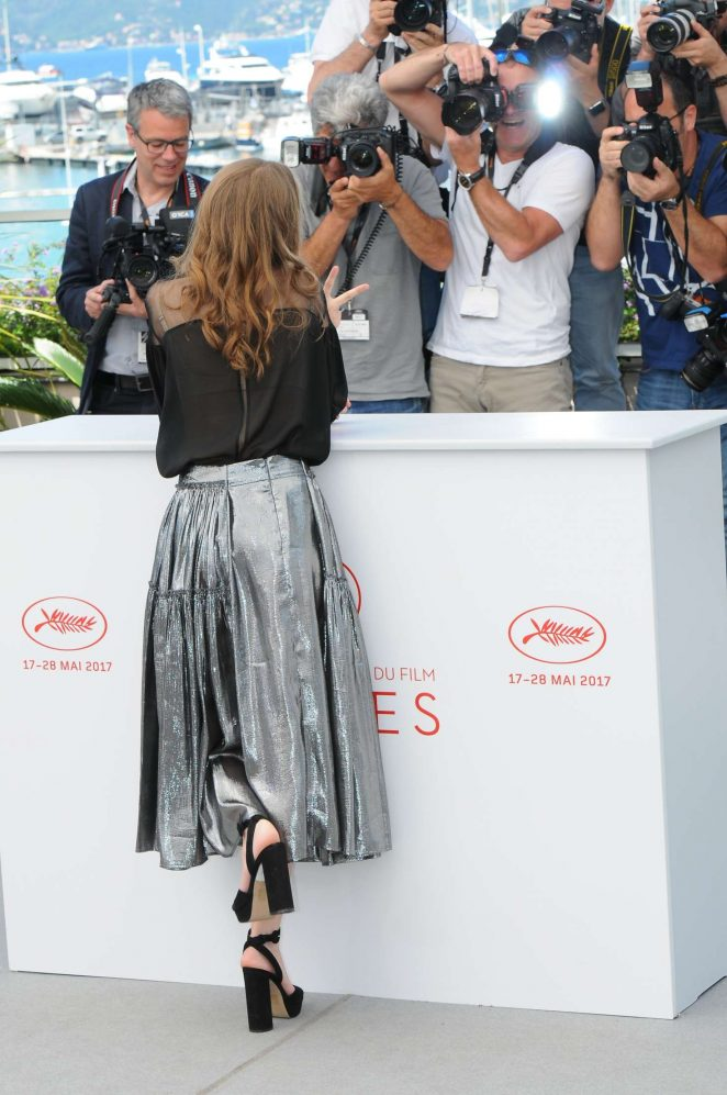 Ana Valeria Becerril: Aprils Daughter Photocall at 70th Cannes Film Festival -11