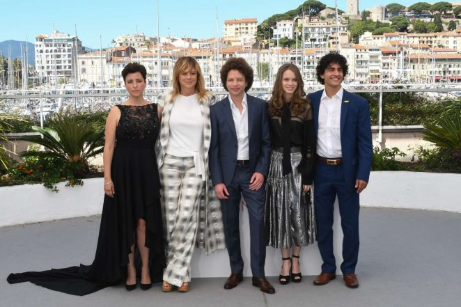 Ana Valeria Becerril: Aprils Daughter Photocall at 70th Cannes Film Festival -15