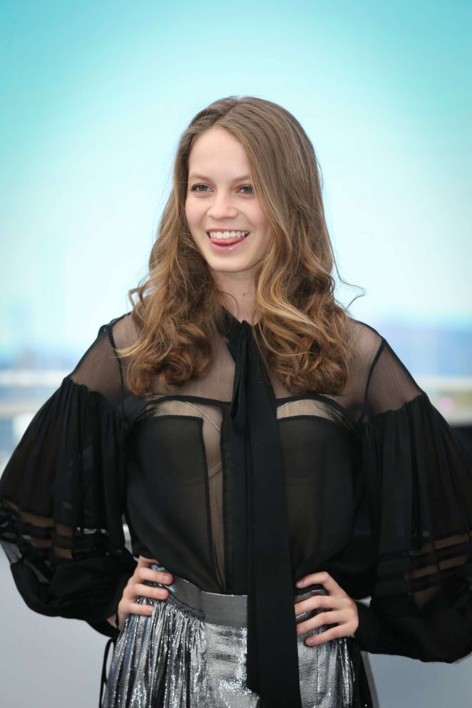 Ana Valeria Becerril 2017 : Ana Valeria Becerril: Aprils Daughter Photocall at 70th Cannes Film Festival -23