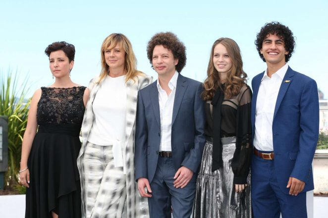 Ana Valeria Becerril 2017 : Ana Valeria Becerril: Aprils Daughter Photocall at 70th Cannes Film Festival -24