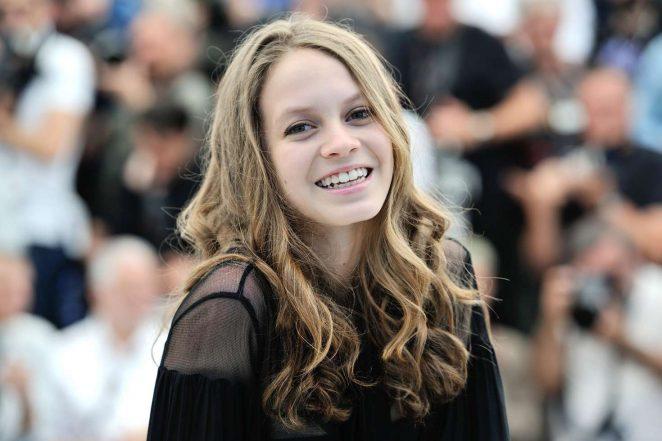 Ana Valeria Becerril: Aprils Daughter Photocall at 70th Cannes Film Festival -27