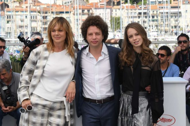 Ana Valeria Becerril: Aprils Daughter Photocall at 70th Cannes Film Festival -34
