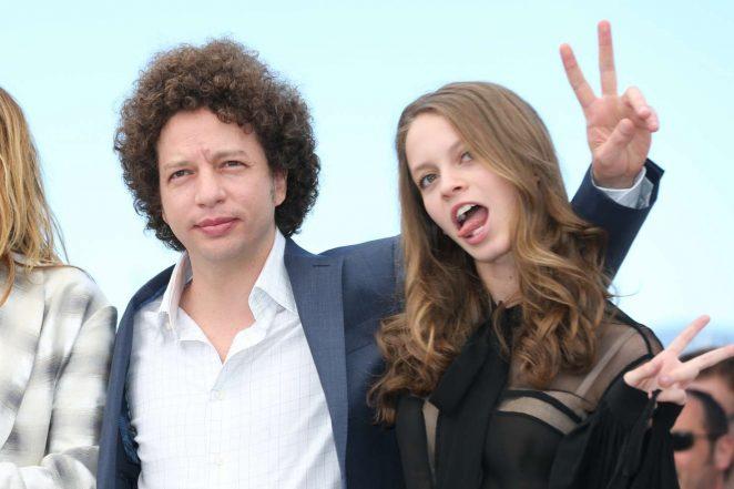 Ana Valeria Becerril: Aprils Daughter Photocall at 70th Cannes Film Festival -36