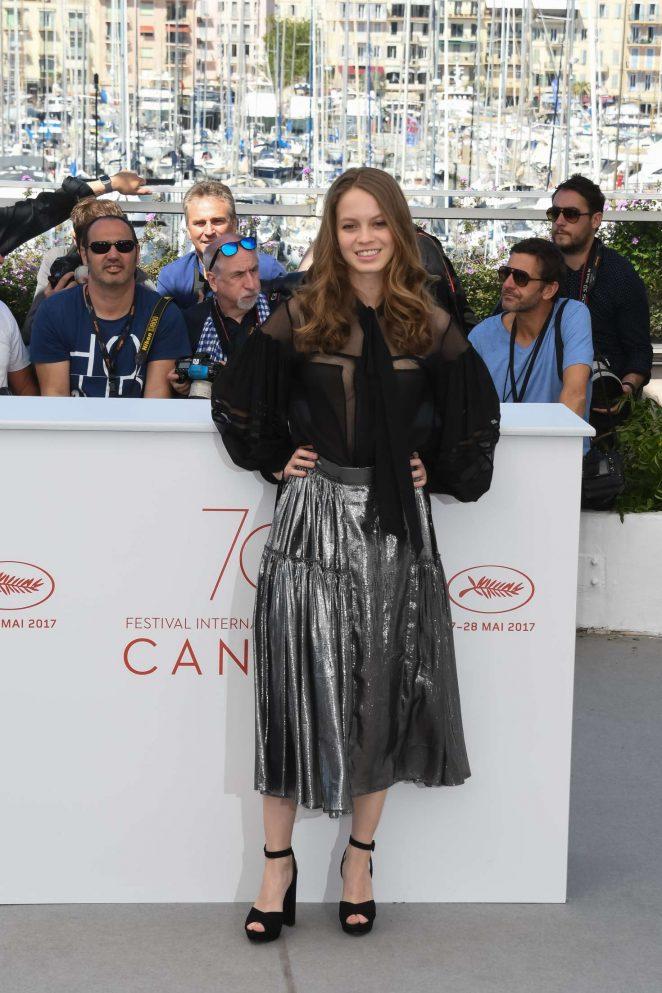 Ana Valeria Becerril: Aprils Daughter Photocall at 70th Cannes Film Festival -39