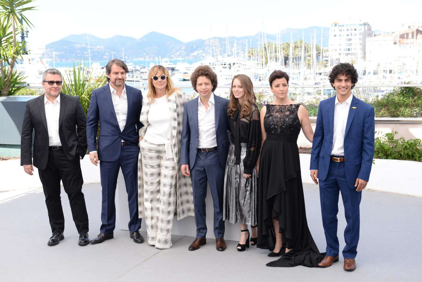 Ana Valeria Becerril 2017 : Ana Valeria Becerril: Aprils Daughter Photocall at 70th Cannes Film Festival -42
