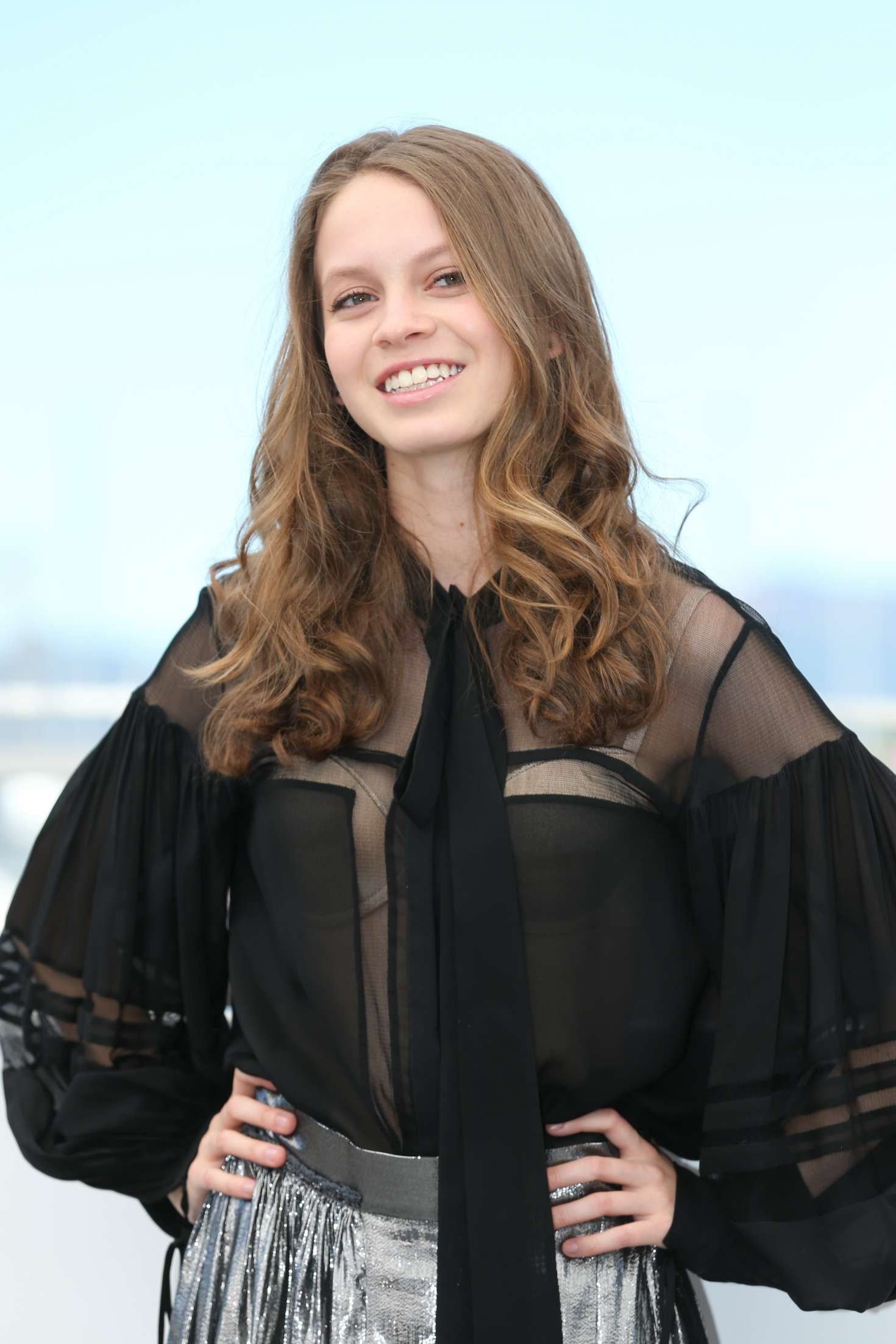 Ana Valeria Becerril 2017 : Ana Valeria Becerril: Aprils Daughter Photocall at 70th Cannes Film Festival -43