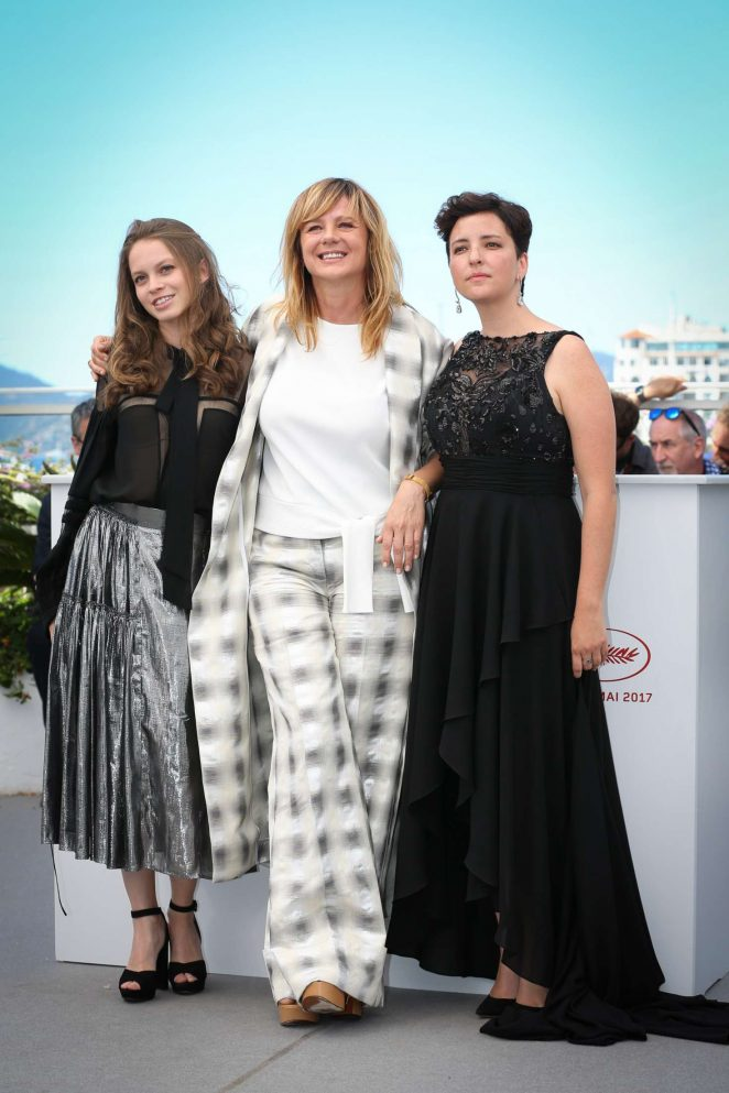 Ana Valeria Becerril: Aprils Daughter Photocall at 70th Cannes Film Festival -45