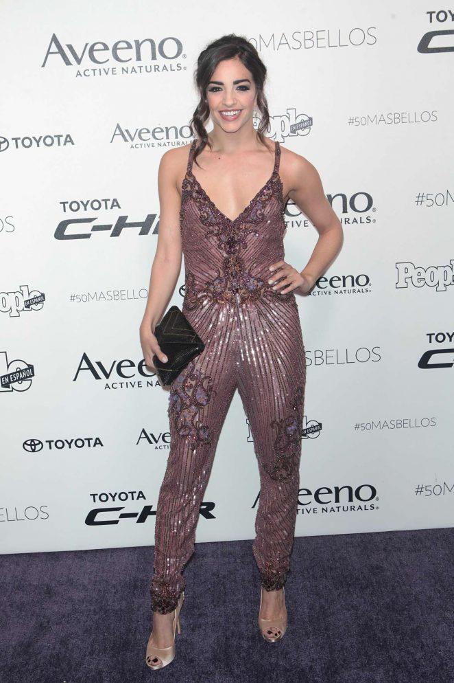 Ana Villafane - 2017 People en Espanols 50 Most Beautiful Gala - New York
