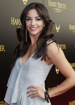 Ana Villafane - 'Harry Potter and the Cursed Child' Opening Day in NY