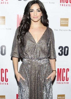 Ana Villafane - MCC Theater's Annual Miscast Gala in New York