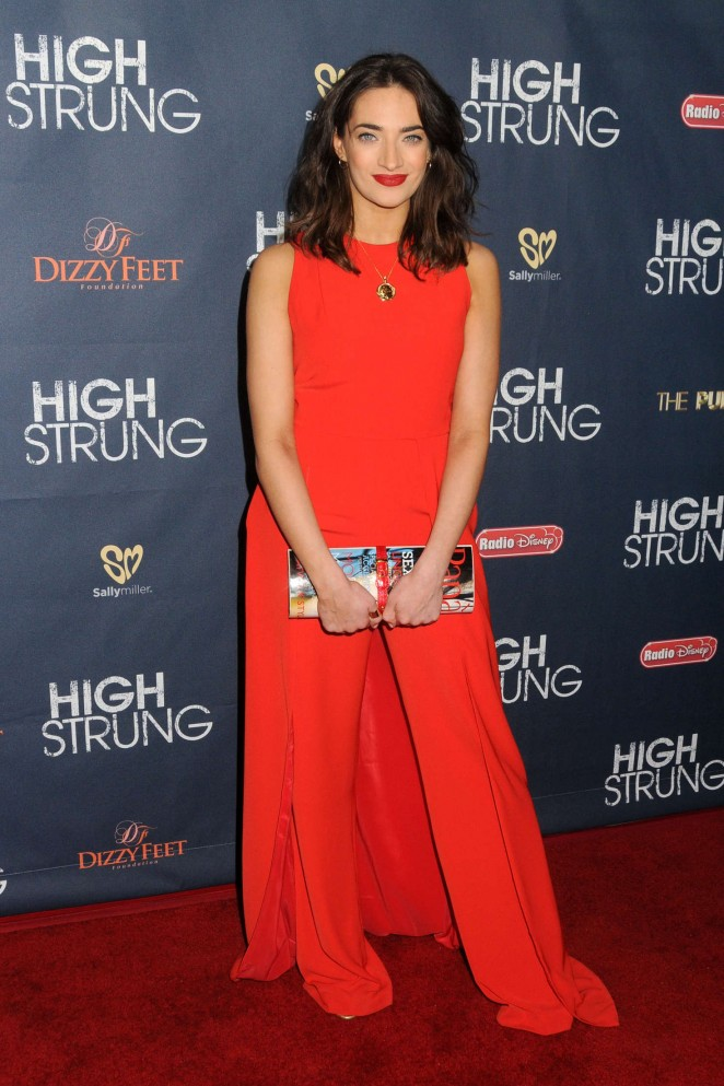 Anabel Kutay - 'High Strung' Premiere in Los Angeles